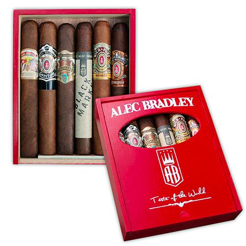 Alec Bradley Taste of the World Sampler