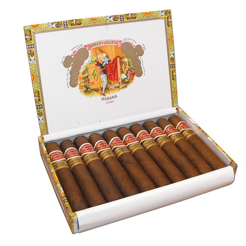 Romeo y Julieta Short Churchills 10kusů