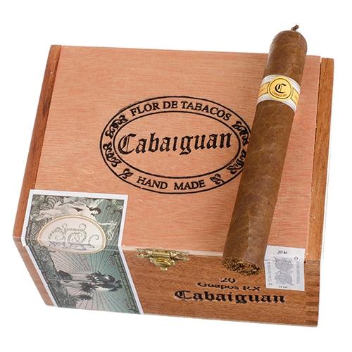 Cabaiguan Guapos RX 20 kusů