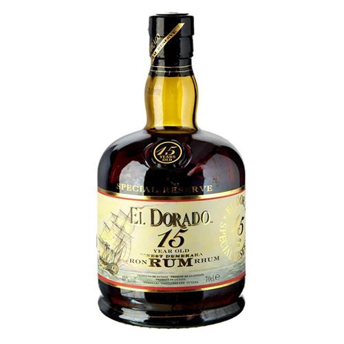 El Dorado 15 y.o. 0,7l dárkové balení