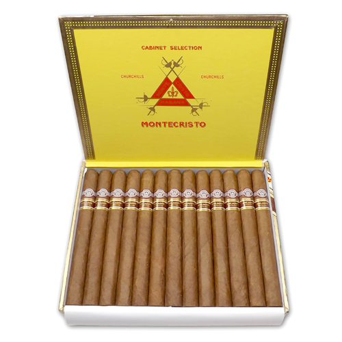 Montecristo Churchills Anejados 25 kusů