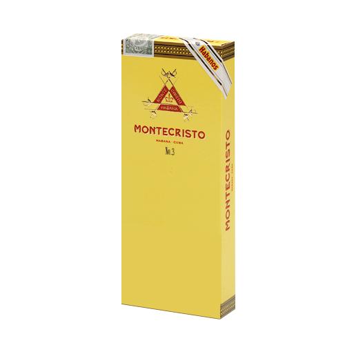 Montecristo No.3 5 kusů