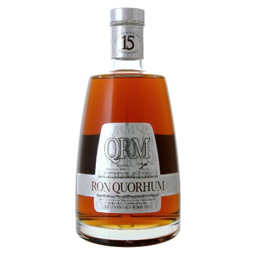 Ron Quorhum 15 y.o. 0,7l dárkové balení