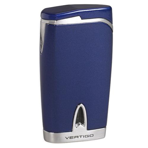 Zapalovač na doutníky Vertigo Twister Blue
